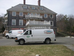 Exterior House Painter Woburn, MA